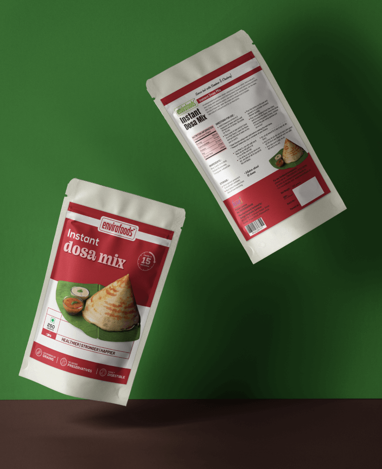 Envirofoods Instant Dosa Mix