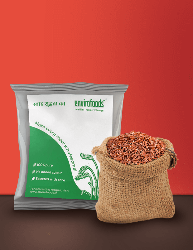 Red Rice grains for sale